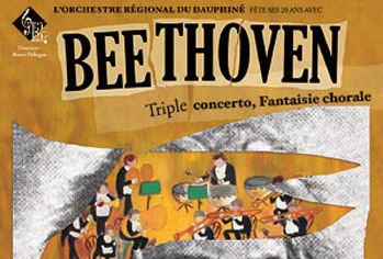2006 – BEETHOVEN – Concert des 20 ans de l'ORD