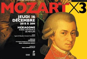2010 – MOZART X 3 – Concert des 25 ans de l'ORD