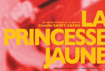 2012 –  LA PRINCESSE JAUNE