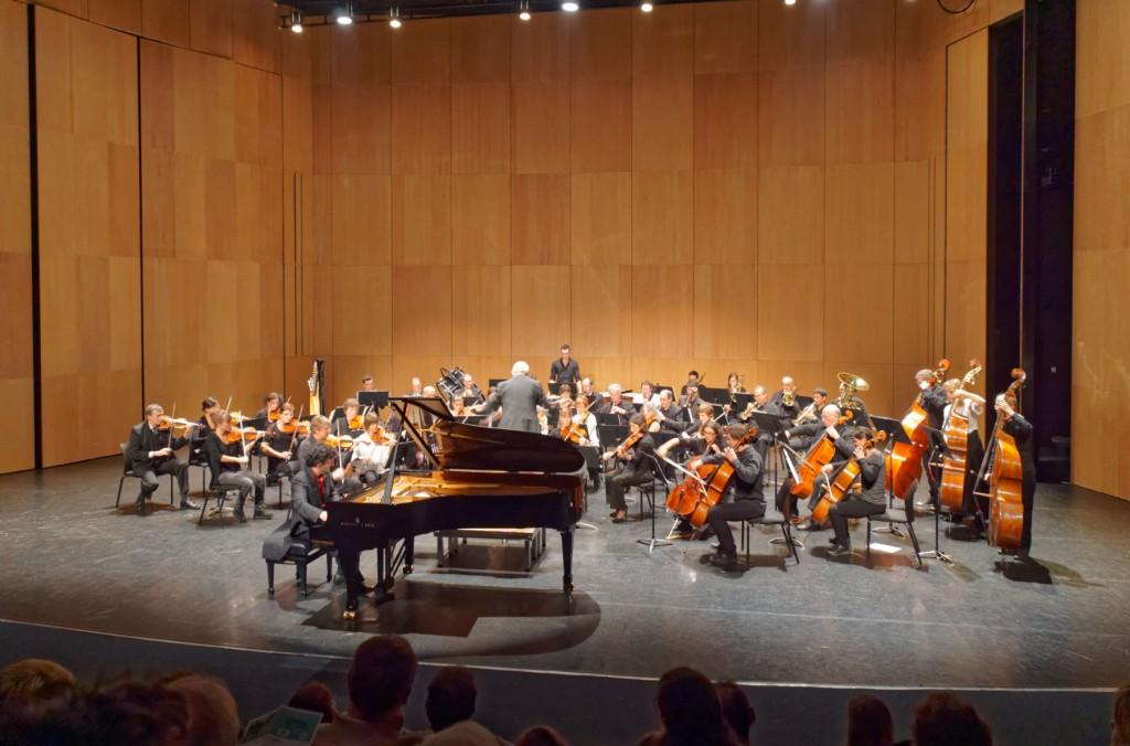 Concert de l'ORD à l'Espace Paul Jargot à Crolles le 23 nov. 2014
