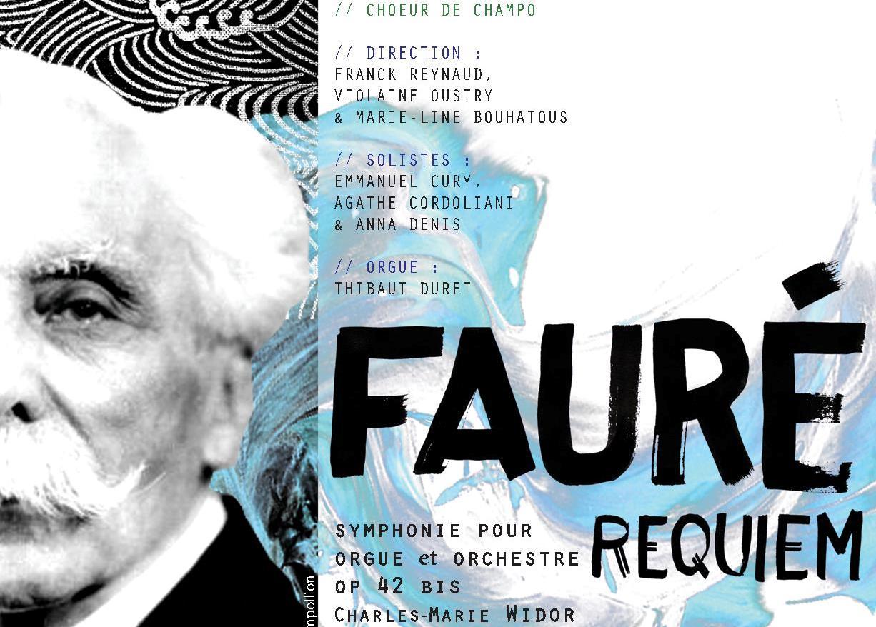 2015 – CONCERT FAURÉ-WIDOR