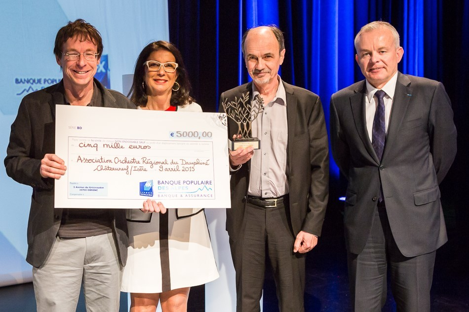 Orchestre r gional du dauphin actualit s - Cheque cado banque populaire ...