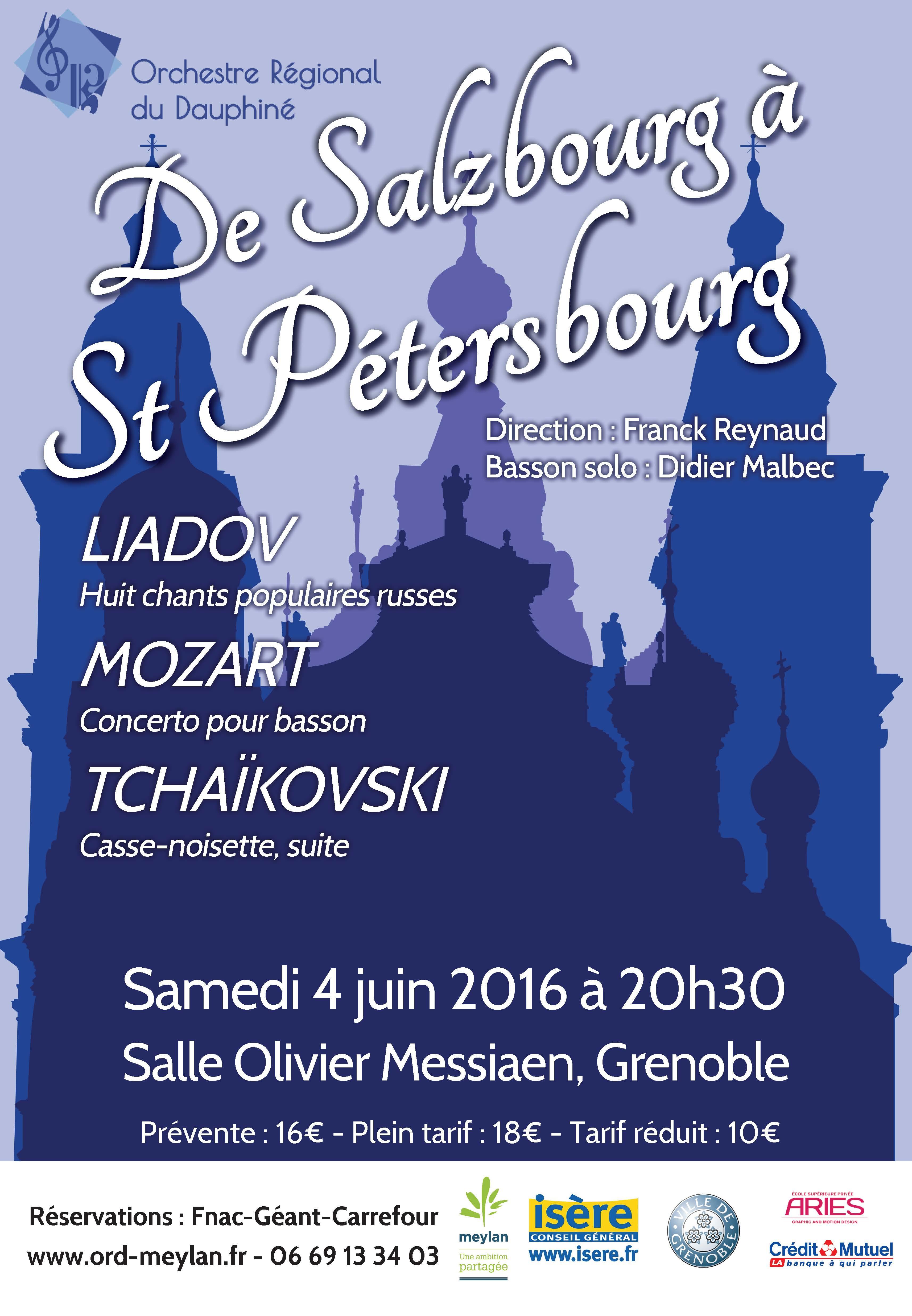 Affiche De Salzboug