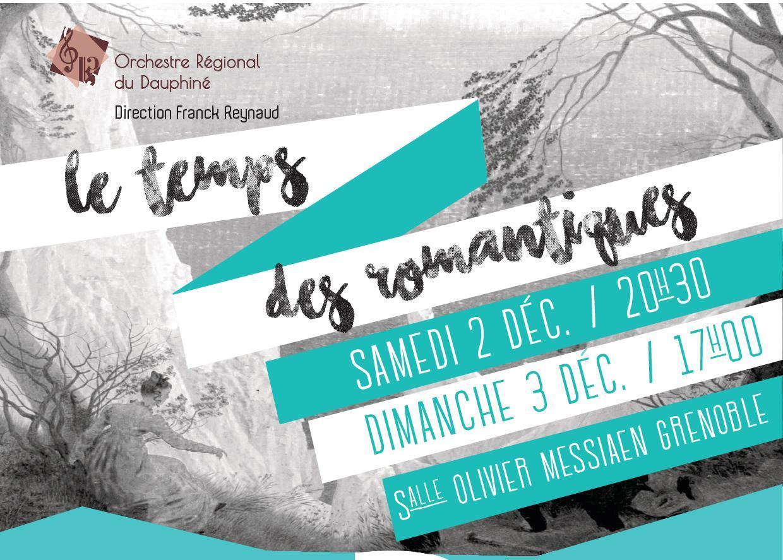2017 – LE TEMPS DES ROMANTIQUES