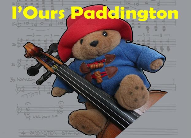 2018 – Le premier concert de l'Ours Paddington